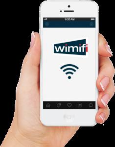 Phone Wimifi